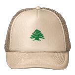 Cedro, Líbano Gorros Bordados