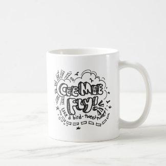 Cee Mee Fly 1 Mugs