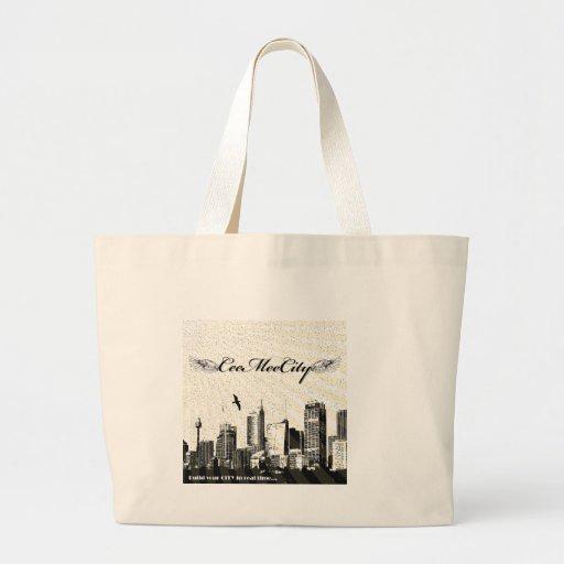 CeeMeeCity Canvas Bags