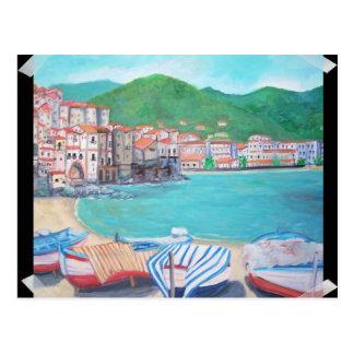 Cefalu, postal de Sicilia