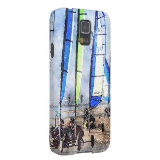 Cefn Sidan Blokart Racing Competition Case For Galaxy S5