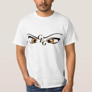 CEG Bronze Eye Logo T-Shirt