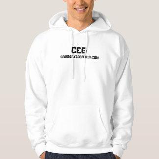 CEG, CrossEyedGamer.com Hoodie