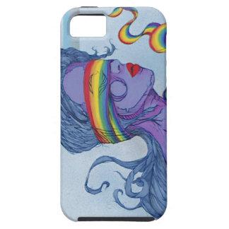 Cegado por el caso del iPone 5 de la esperanza iPhone 5 Carcasa