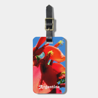 Ceibo Travel Bag Tags