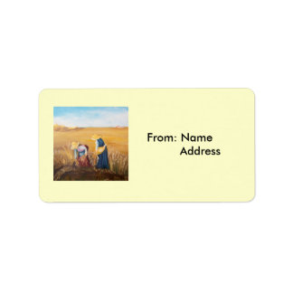 ceifeiras, From: Name            Address Label