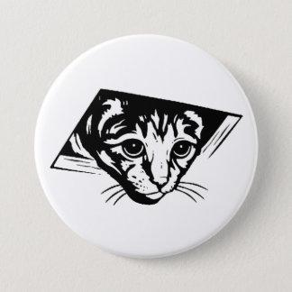 Ceiling Cat Pinback Button