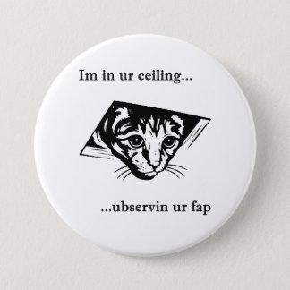 Ceiling Cat ubservin u... Button