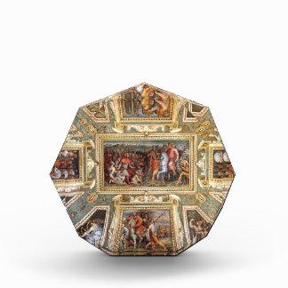 Ceiling decoration Palazzo Vecchio Florence Giorgi Award