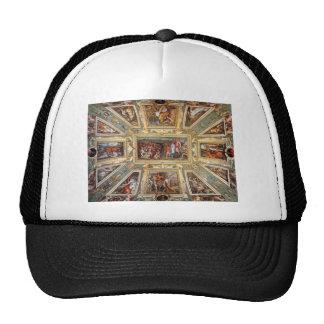 Ceiling decoration Palazzo Vecchio Florence Giorgi Trucker Hat