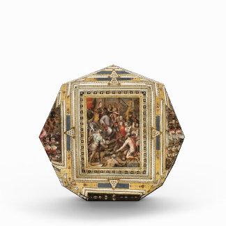 Ceiling decoration Palazzo Vecchio, Giorgio Vasari Award