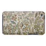 Ceiling decoration with flowers and birds (mosaic) barely there iPod cases