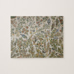 Ceiling decoration with flowers and birds (mosaic) jigsaw puzzles