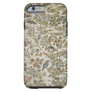 Ceiling decoration with flowers and birds (mosaic) tough iPhone 6 case