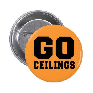 CEILING FAN (Go Ceilings) Pinback Buttons