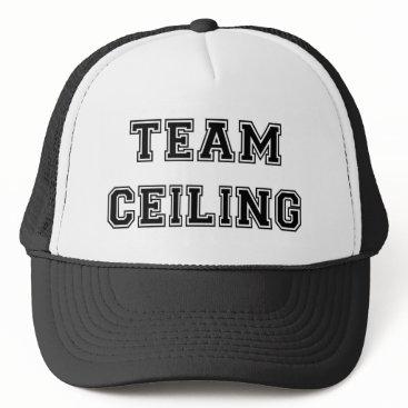 Halloween Themed Ceiling Fan Trucker Hat