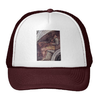Ceiling Fresco For The Story Of Creation In The Trucker Hat