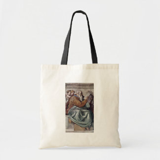 Ceiling Fresco For The Story Of Creation In The Si Tote Bags