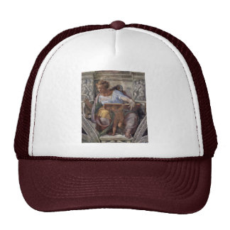 Ceiling Fresco For The Story Of Creation In The Si Trucker Hats