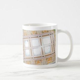 Ceiling Library of Congress Coffee Mug