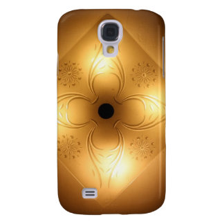 Ceiling Light Fixture – Square with 4 Lights Samsung Galaxy S4 Cases