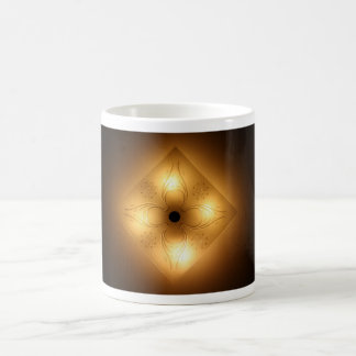 Ceiling Light Fixture – Square with 4 Lights Coffee Mug