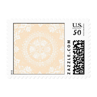 Ceiling Medallion in coral Postage