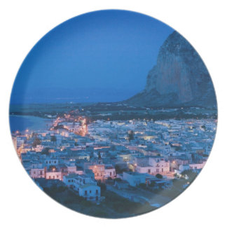 CEJA de Italia, Sicilia, SAN VITO LO, ciudad de va Platos