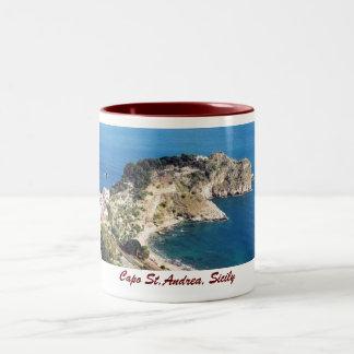 Ceja Sant Andrea, taza de Sicilia