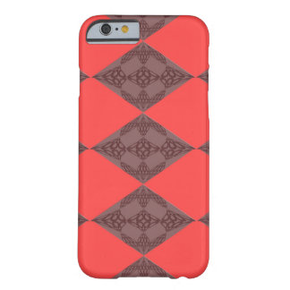 Cel layer Abstract Art Barely There iPhone 6 Case