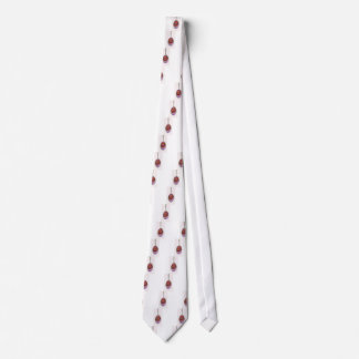 Celeberations : Decorations n Bright Candles Neck Tie