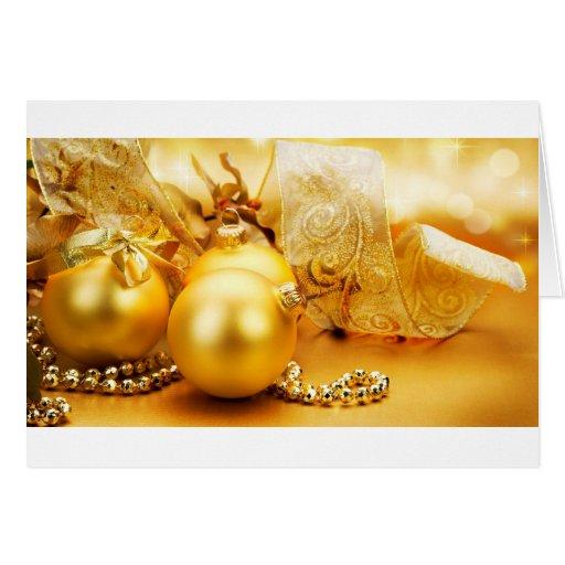 celebración 2014 del Año Nuevo del navidad Tarjetas