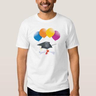 Celebración 2 de la graduación camisas