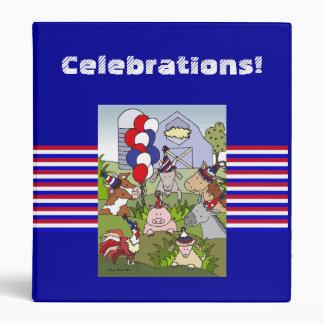 """Celebración americana de la vida en el campo carpeta 1"""""""