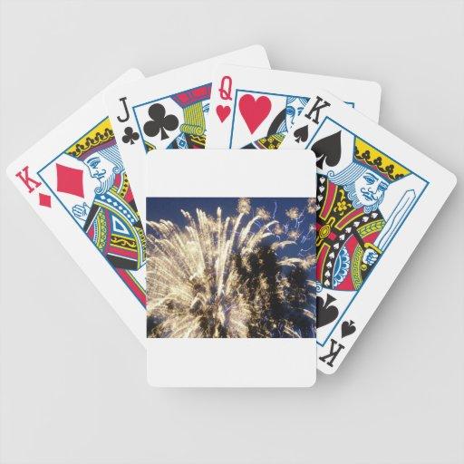 celebración baraja cartas de poker