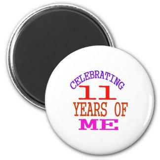 Celebración de 11 años de mí imanes