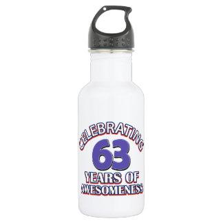 Celebración de 63 años
