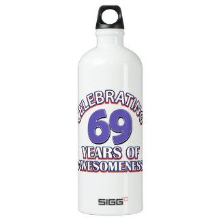 Celebración de 69 años