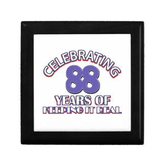 Celebración de 88 años