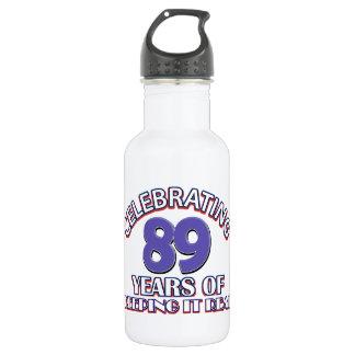 Celebración de 89 años