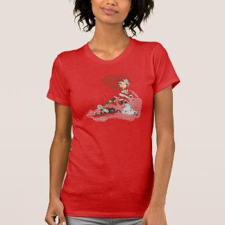 Celebración de días festivos camisetas