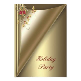 Celebración de días festivos roja del navidad del invitación