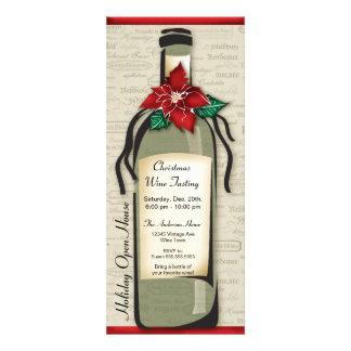 Celebración de días festivos varietal y caprichosa invitacion personalizada