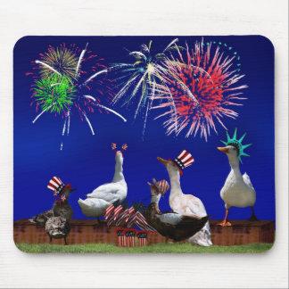 Celebración de independencia alfombrillas de raton