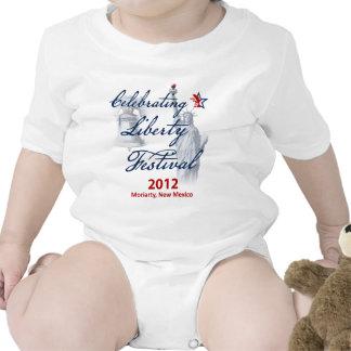 Celebración de la camiseta del festival de la