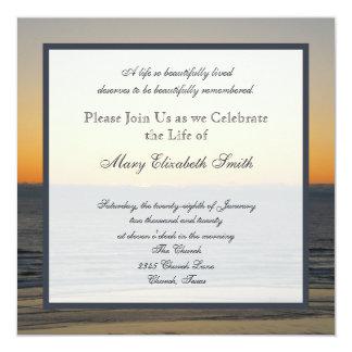 Celebración de la invitación de la vida