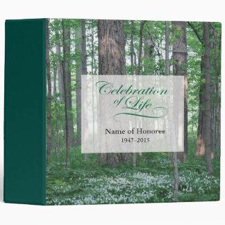 """Celebración de la vida con el libro de visitas de carpeta 2"""""""