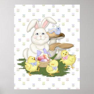 Celebración de Pascua Poster