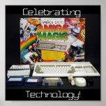 ¡Celebración de tecnología! Poster