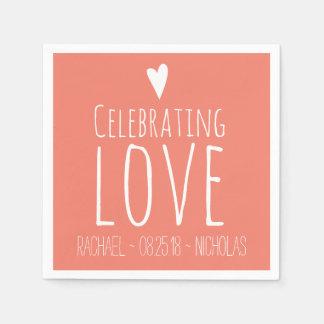 Celebración del amor el que se casa